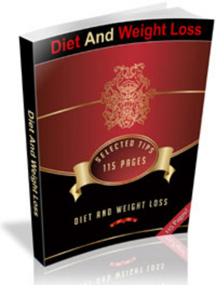 Product picture Diet And Weight Loss